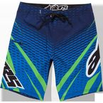 Blue Spectacle Boardshorts - 1045240657230