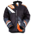 Black/Orange Comp Insulated Jacket - 3120-1593