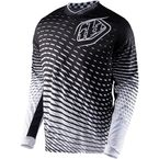 Black/White GP Tremor Jersey - 307131214