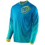 Blue/Yellow GP Tremor Jersey - 307131354