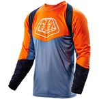 Orange/Gray Adventure Radius Jersey - 312001904