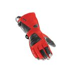 Red/Black Latitude XL Gloves - 1600-1104