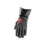 Black/Red GPX Gloves - 1636-2104