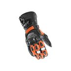 Black/Orange GPX Gloves - 1636-2504