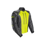 Black/Hi-Viz Atomic 5.0 Jacket - 1651-5604