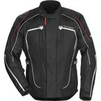 Black Advanced Jacket - 8736-0105-06