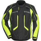 Women's Black/Hi-Vis Advanced Jacket - 8736-0113-76