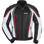 White/Black GX-Sport Air 4.0 Jacket - 8985-0409-06