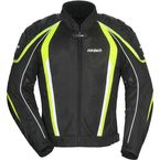 Black/Hi-Viz GX-Sport Air 4.0 Jacket - 8985-0413-06
