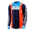 Orange/Navy LTD SE Team Jersey - 303008734