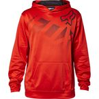 Flame Red Bunkr Hoody - 17617-122-L