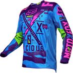Youth Blue Vicious SE 180 Jersey - 18162-002-L