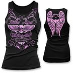 Womens Come First Tank Top - LT20387L