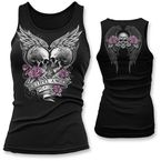 Womens Eternal Love Tank Top - LT20388L