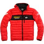 Geico Honda Mode Hooded Puffer Jacket - 39902-003-12