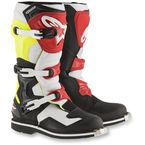 Black/White/Yellow Tech 1 Boots - 2016016-1053-13