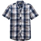 Gray Roam Short Sleeve Shirt  - 101732003-11-M