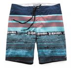 Blue Chicaneless Swim Trunk - 101724013-72-28