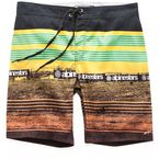 Yellow Chicaneless Swim Trunk - 101724013-50-28