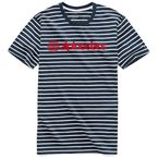 Navy/White Studio T-Shirt - 1017732177020L