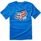 Youth True Blue Dowdy T-Shirt - 19883-188-YL