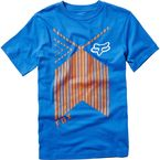 Youth True Blue Rainwater T-Shirt - 18572-188-YM