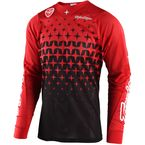Red/Black SE Air Megaburst Jersey - 302489424