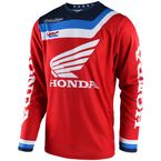 Red GP Air Prisma Honda Jersey - 304495404