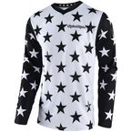 White/Black GP Star Jersey - 307497122