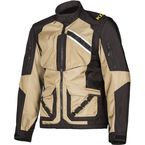 Tan/Black Dakar Jacket - 3122-000-140-900