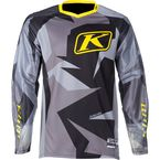 Black/Gray Dakar Jersey - 3315-005-140-000