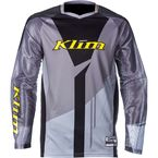 Gray/Black Dakar Jersey - 3315-005-140-600