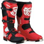 Red M1.3 Boots w/MX Soles - 3410-1964