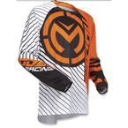 Orange/Black Qualifier Jersey - 2910-4449