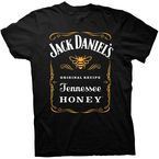 Black Honey Label T-Shirt - 15261421JD-89-M
