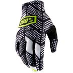 Celium 2 Code Black/White Gloves - 10009-013-12