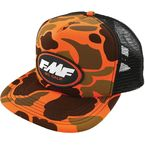 Orange Dynasty Hat  - FA7196906ORGONE