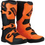 Black/Orange M1.3 Youth Boots - 3411-0441