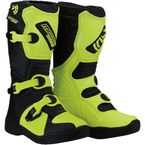 Black/Hi-Viz M1.3 Youth Boots - 3411-0448