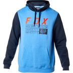 Acid Blue District 3 Pullover Hoody - 19692-588-L