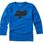 Youth True Blue Traded Long Sleeve Shirt - 20512-188-YL