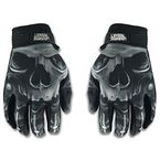 Mens Skull Gloves - GL15004L