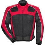 Red/Black Draft Air Series 3 Jacket - 8751-0301-06