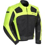 Hi-Viz/Black Draft Air Series 3 Jacket - 8751-0313-06