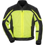 Hi-Viz/Black Intake Air 4.0 Jacket - 8767-0413-06
