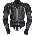 Black/Gray Accelerator Full Body Protector - 8961-0105-05