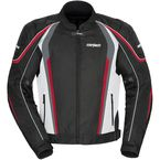 Black/White GX-Sport 4.0 Jacket - 8984-0409-06