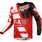 Kids Red 180 Sayak Jersey - 19452-003-KM