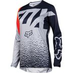 Women's Gray/Orange 180 Jersey - 19438-230-L