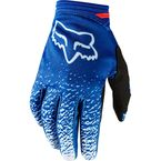 Women's Blue Dirtpaw Gloves - 19509-002-L